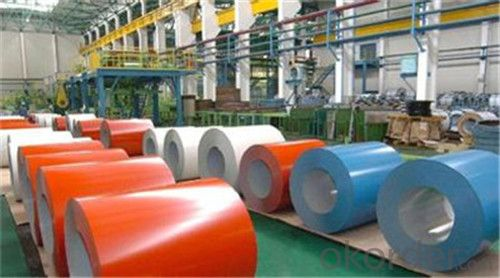 Painted Galvanized Corrugated Plate / Sheet in China