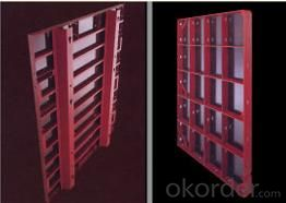 Steel Frame Formwork with Adustable Clamp