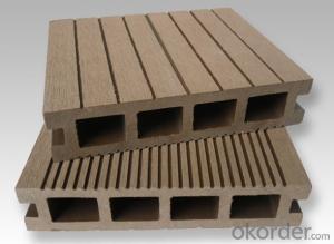 Wood Plastic Outdoor Decking in Best Price