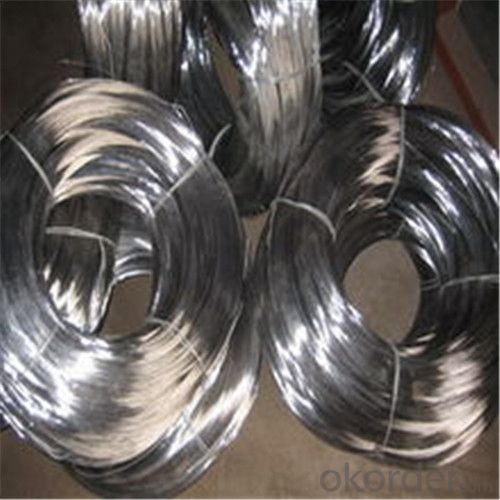 Galvanized Iron Wire /Binding Wire/Tie Wire Hot Dipped or Electro Galvanize wire