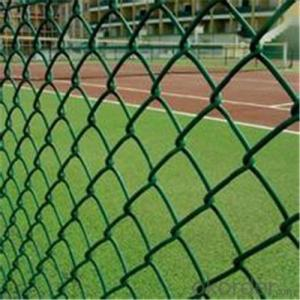 Chainlink Wire Mesh Galvanized/PVC Good Quality for Safety Factory Direct Price