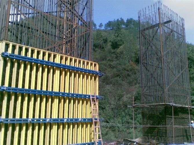 CNBM Timber Beam Formwork  For Different Construction Building