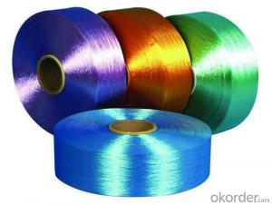 Nylon 6/66 Yarn Dyed DTY for sock or rope