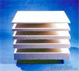 Placa de fibra cerámica 1260 STD o HP fácil de instalar