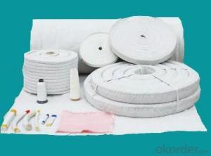 Ceramic Fiber Wool Textile