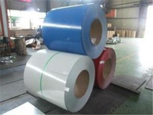 Prepainted Galvanized Corrugated Plate  in China