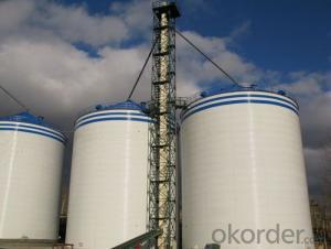 Grain Bin Grain Steel Silos in Small Capacity