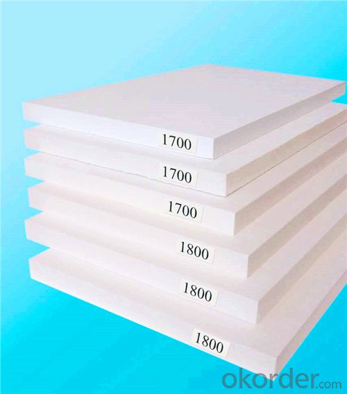 Ceramic Fibre Insulation Broad 1260 STD or HP Low Thermal Conductivity