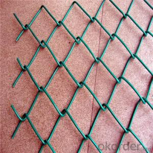 Chain Link Mesh Fence/ Good Quality and Nice Price Forms of Corrosion Resistance