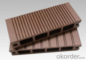 Wpc Decking PVC Decking Detailed Introduction