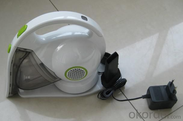 Cyclonic Vacuum Cleaner Cordless rechargeable Handheld Wet and Dry