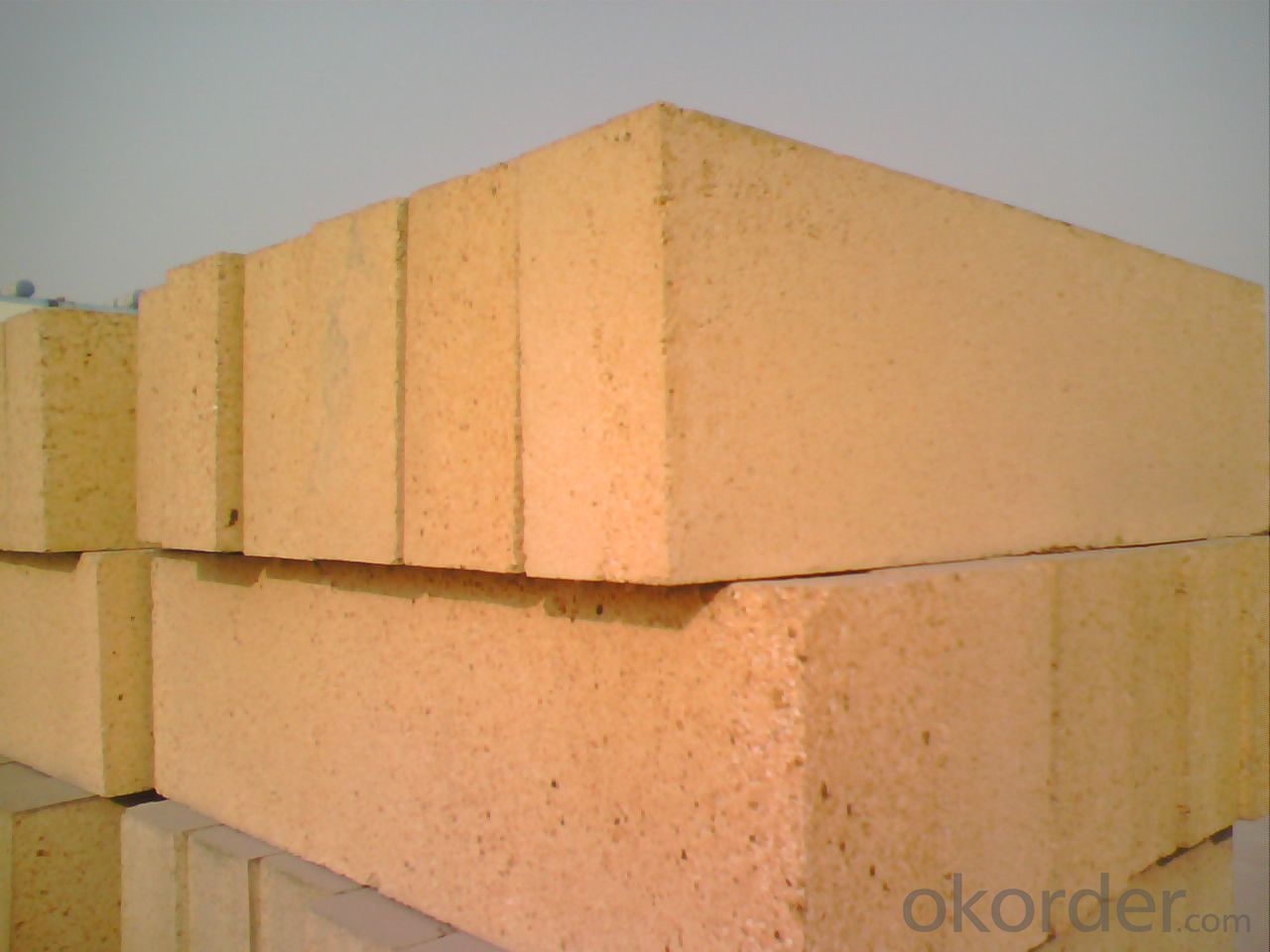 High Alumina Wear Resistant Fire Brick for Melting Furnaces