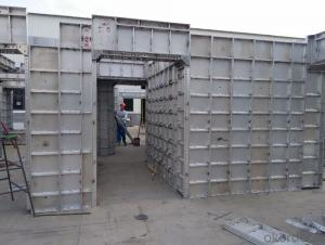 Aluminum Column Formwork for building
