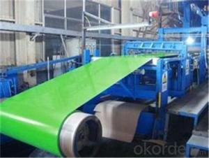 Colored Galvanized Rolled Steel Coil/Sheet from China