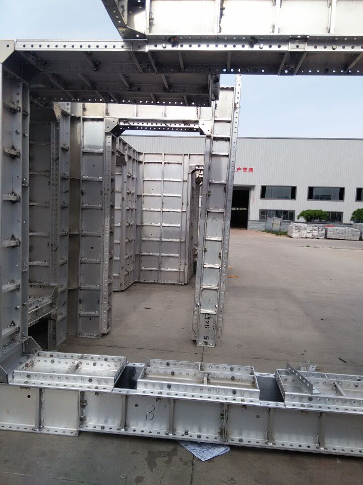Wholesale Syestem Aluminium Column Formwork Panel For Sale