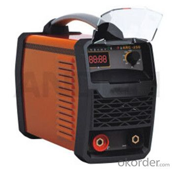 Inverter DC TIG/MMA Welding Machine (IGBT Module type)