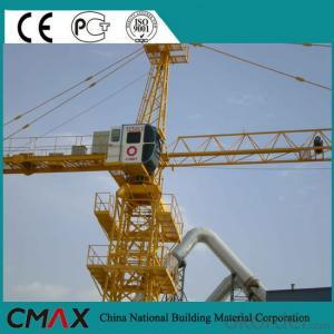 TCD5032 10T Wire Rope Luffing Marine Crane