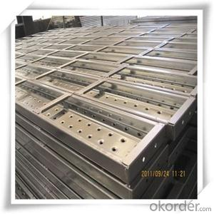 ​Hot Dip Galvanized Steel Plank Metal Planks 225*38*1.2*3000 CNBM