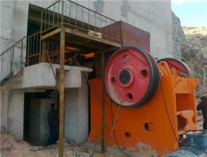 Jaw Crusher for Limestone Crushing with Long Using Lifetime