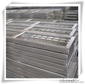 ​Hot Dip Galvanized Steel Plank Metal Planks 225*38*1.2*4000 CNBM