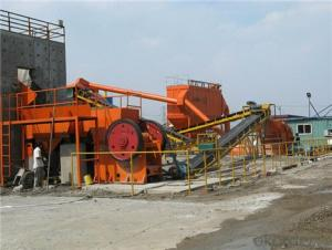 Parimary Jaw Crusher for Construction Waste Breaking with Recycling Use
