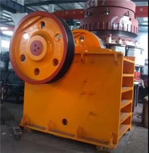 Stone Jaw Crusher for Iron Ore Cushing For Concentration Separation