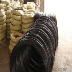 Black Annealed  Iron Wire /Binding Tie Wire With Factory Direct Price