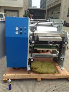 Butyl Rubber Adhesive Coating Machine with Extruder