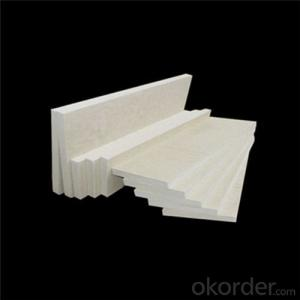 Ceramic Fiber Board 1260℃ STD for Hot Air Duct Lining