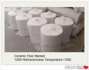 Ceramic Fiber Blanket Coil for Industrial Furnace