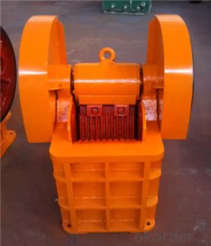 Portable Jaw Crusher Plant for Various Stone Crushing with Easy Move