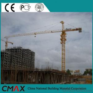 TC7021 12T Used Tower Crane for sale ce iso certificate