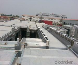 Adjustable Aluminum Formwork for Special Project