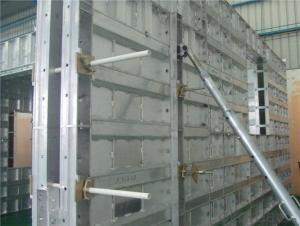 Alloy Aluminum Formwork for Various Construction Project and Factory