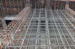 Erect scaffolding Steel Construction company cheap price CNBM