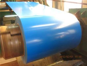 Z39 BMP Prepainted Rolled Steel Coil for Constructions