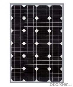 Monocrystalline silicon solar Module Type CR050M-CR065M
