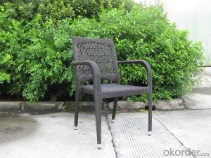 Outdoor Water Proof Garden Chair with Aluminum Tube