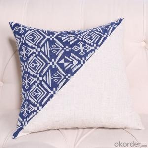 Handmade Pillow Cushion with New Style Printing