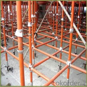 Cup Lock  Scaffolding System from China for Construction