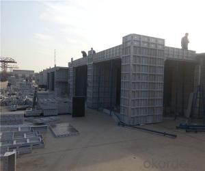 Aluminum Formwork for Concrete Forming Used in Airport