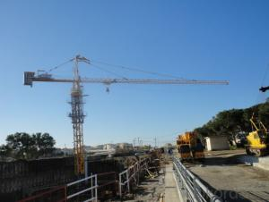 Tower Crane  Sales TC6520 Construction Equipment Wholesaler