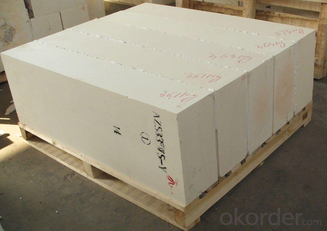 Furnace Lining Refractory Firebrick Corundumchrome Brick