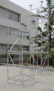 ID 15 Scaffolding System in Construction