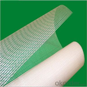 C-glass Fiberglass Net for Buildings and Wall