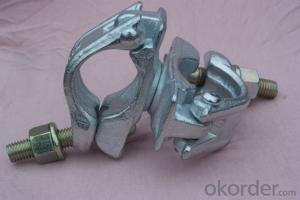Scaffolding Pipe Clamp Fitting british German Forged Type