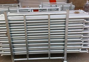 Frame Scaffold Steel System CNBM
