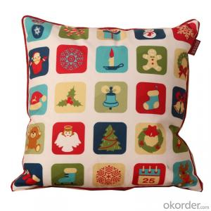 Wholesale Pillow Cushion Cover with Cheap Price for Christmas Decorative
