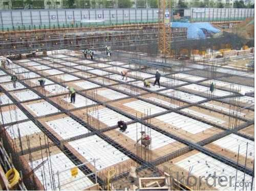 New type of Plastic  Formwork  in Building Industry