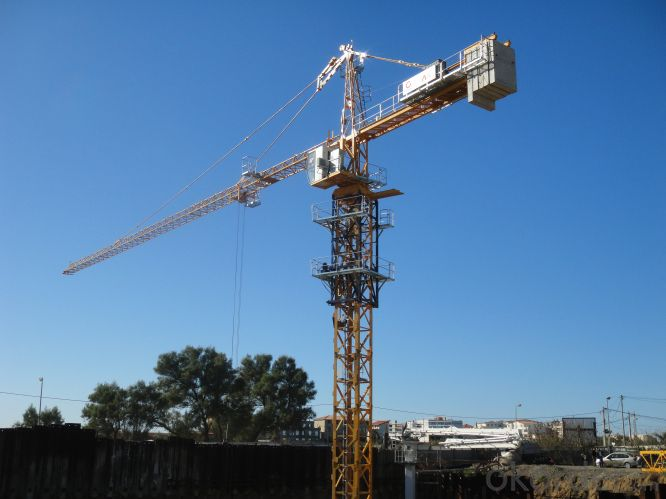 Tower Crane TC7021 Construction Equipment Sales Building Machinery